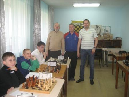 Мастер ФИДЕ (г.Москва) в Центре молодежной политики