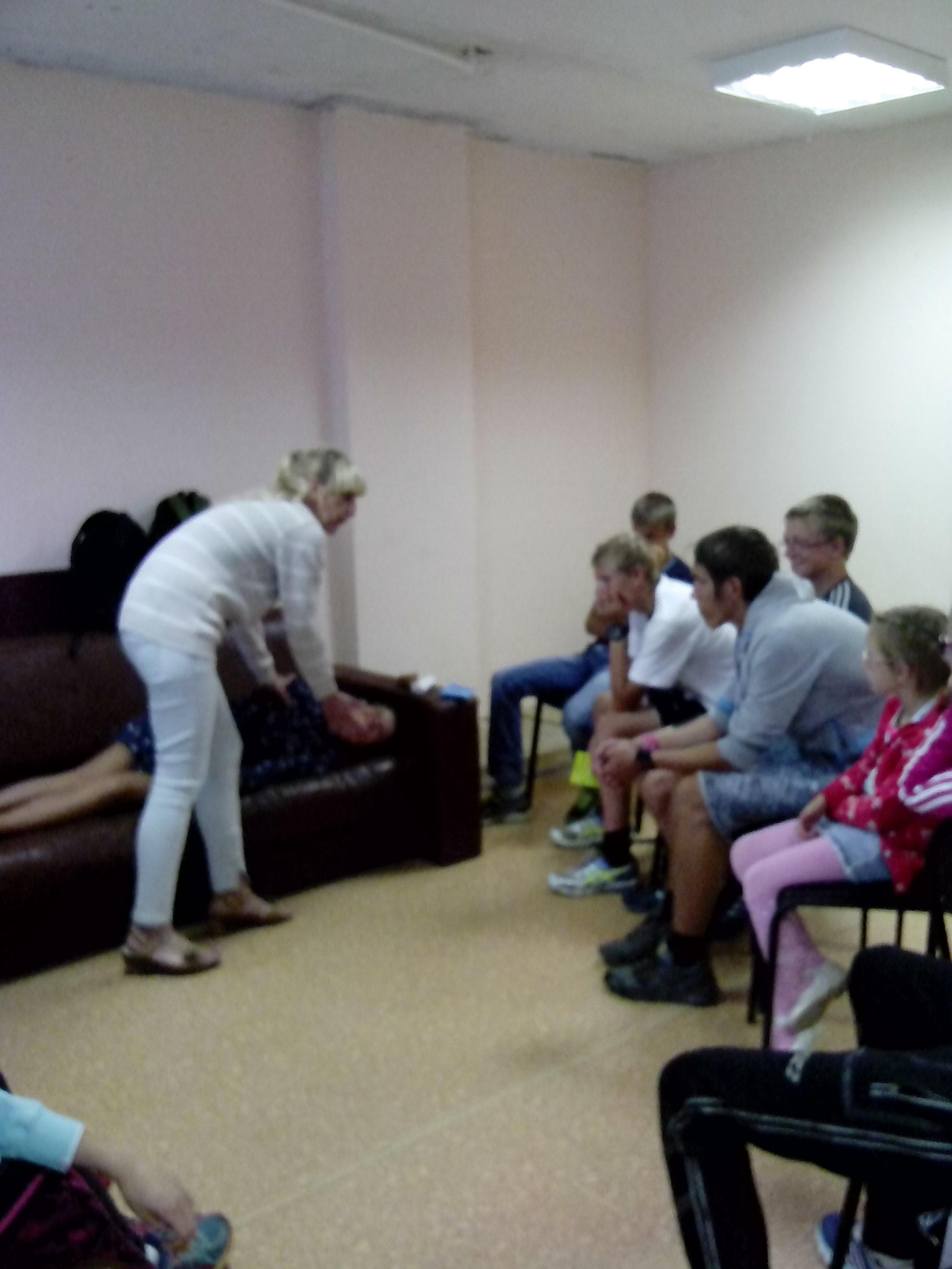 Сборы по военной –патриотической подготовке воспитанников военно-патриотических клубов.