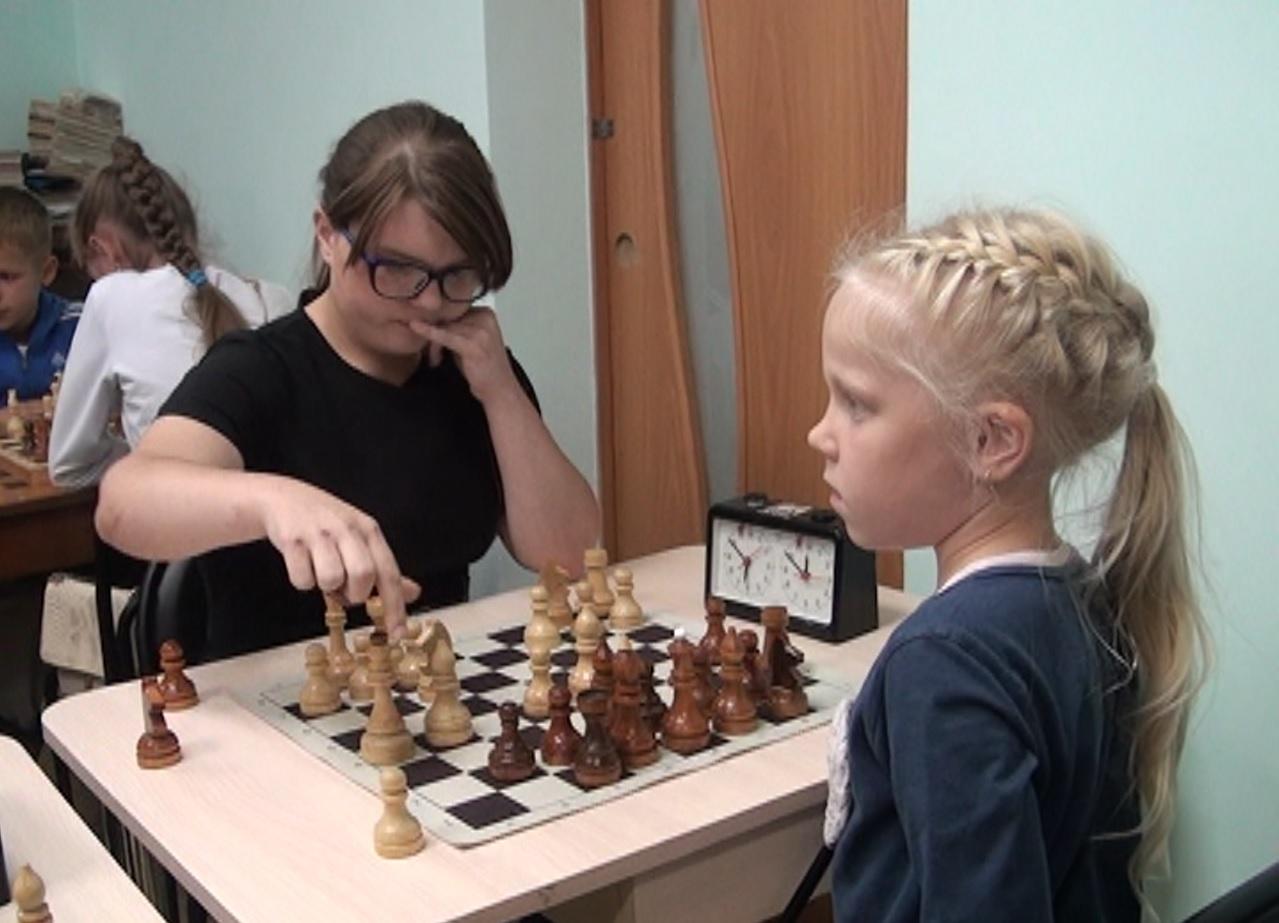 Шахматный турнир посвященный Дню знаний
