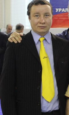 Юсупов Илья Захидович