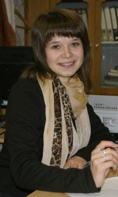Вашляева Наталья Павловна