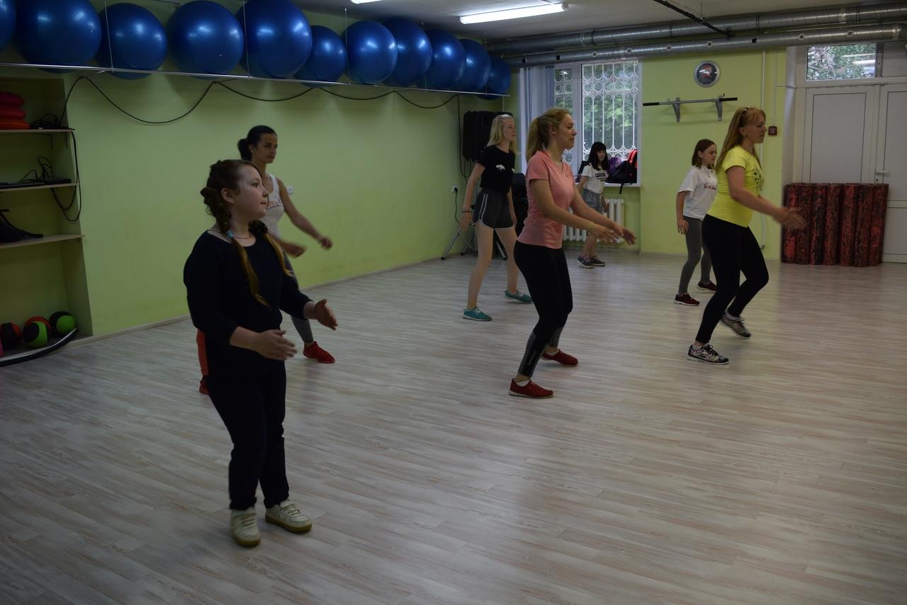 💪 Фитнес в Олимпе ✌