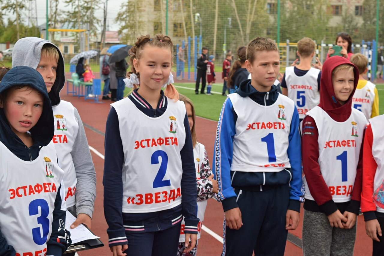 Открытие стадиона МБОУ СОШ №4
